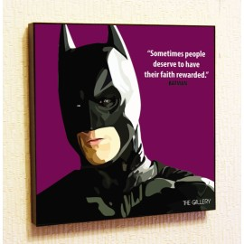Картина постер в стиле поп-арт Бэтмен
