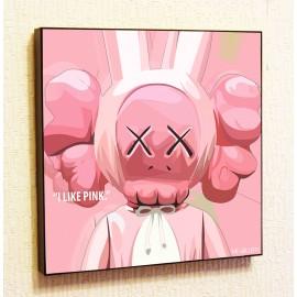 Игрушка Kaws Pink