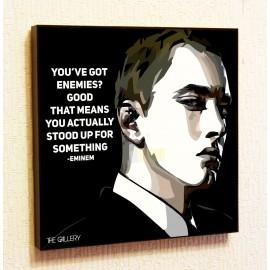 Картина постер в стиле поп-арт Эминем